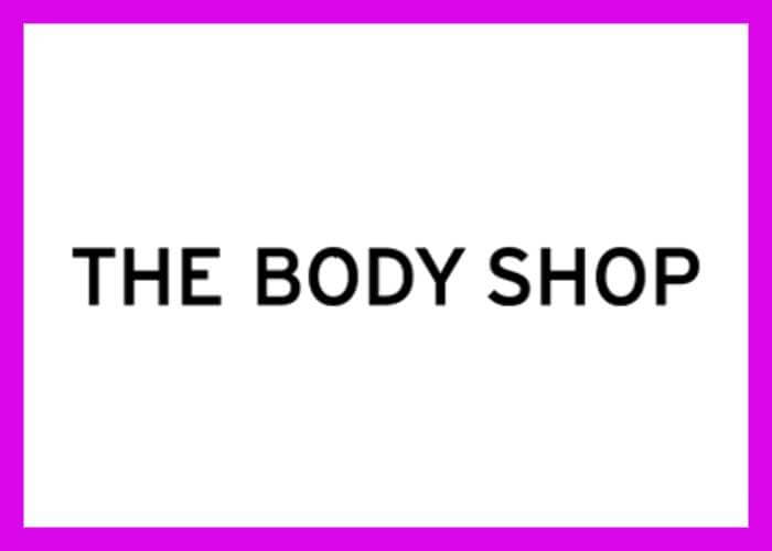 كوبون خصم ذا بودي شوب The Body Shop