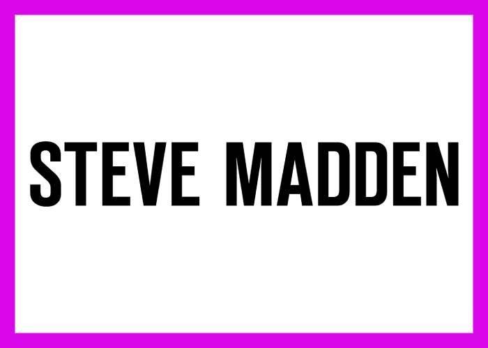 كوبون خصم ستيف مادن stevemadden